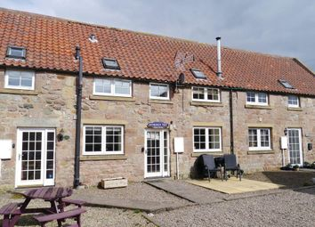 Thumbnail 2 bed terraced house for sale in Adderstone, Nr Belford, Northumberland