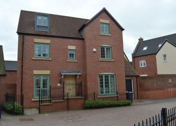 Thumbnail 5 bed detached house for sale in Ashwicke Road, Lawley, Telford, Shropshire.
