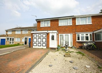 Thumbnail 4 bed semi-detached house for sale in Matlock Close, Brownsover, Rugby, Warwickshire