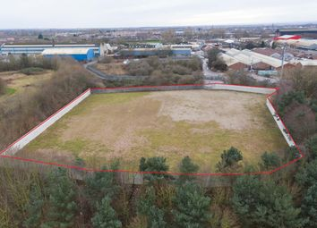 Thumbnail Land to let in St Nicholas Industrial Estate, Darlington