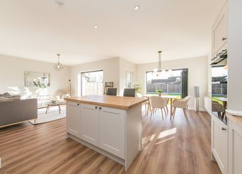 Thumbnail 3 bed detached bungalow for sale in Ashmead Place, Elmstead, Colchester