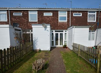 Thumbnail 3 bed terraced house for sale in Foreminster Court, Warminster, Wiltshire
