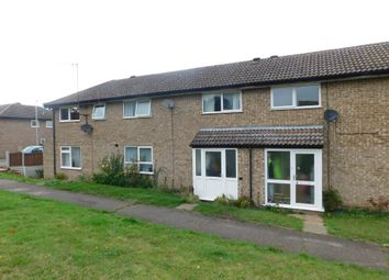 Thumbnail 3 bed terraced house for sale in Glemsford Road, Stowmarket