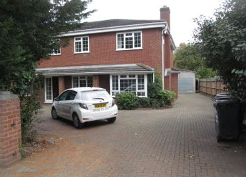 Thumbnail 11 bed detached house to rent in Crescent Road, Reading