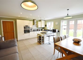 Thumbnail 4 bedroom link-detached house for sale in Burbridge Road, Leavesden, Hertfordshire