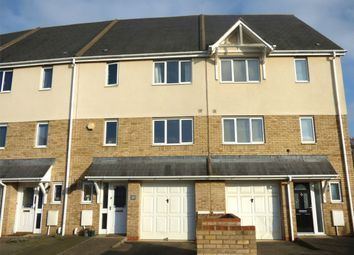 Thumbnail 5 bed terraced house for sale in Foster Road, Peterborough, Cambridgeshire