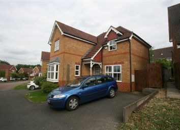 Thumbnail 3 bed detached house to rent in Partridge Close, Basingstoke