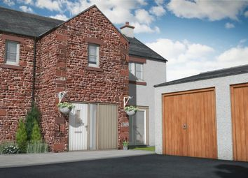 Thumbnail 3 bed end terrace house for sale in Plot 8, The Old Sawmill, Warcop, Appleby-In-Westmorland, Cumbria