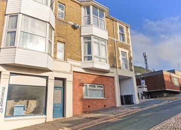 Thumbnail 1 bedroom flat to rent in High Street, Ventnor