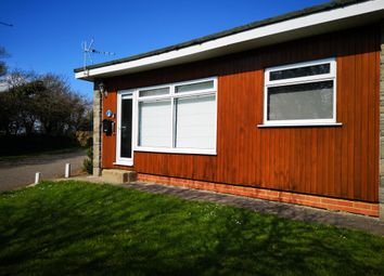 Thumbnail 2 bed terraced bungalow for sale in Norton Park, Dartmouth