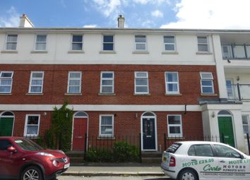 Thumbnail 4 bed town house for sale in Emma Place, Stonehouse, Plymouth