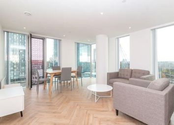 Thumbnail 2 bed flat to rent in Silvercroft Street, Manchester