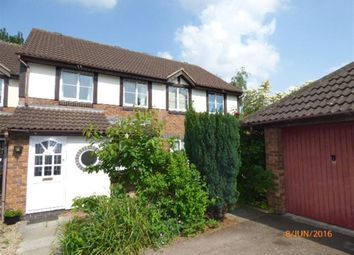 Thumbnail 3 bed property to rent in Chichester Close, Belmont, Hereford
