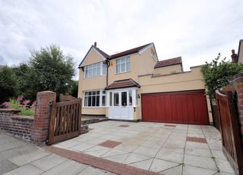 Thumbnail 5 bed detached house for sale in Gloucester Road, Wallasey
