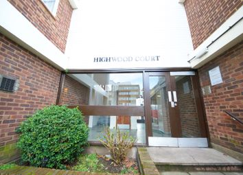 Thumbnail 2 bed flat to rent in Highwood Court, Whetstone