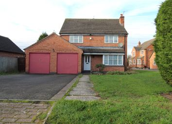 Thumbnail 4 bed detached house for sale in Vinehouse Close, Thurcaston, Leicester, Leicestershire