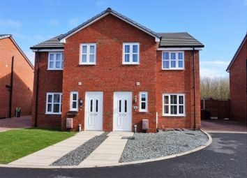 Thumbnail 3 bedroom semi-detached house for sale in Wensum Lea, Barrow-In-Furness