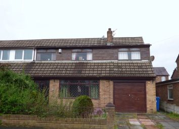 Thumbnail 3 bed semi-detached house for sale in Mayfair Drive, Wigan