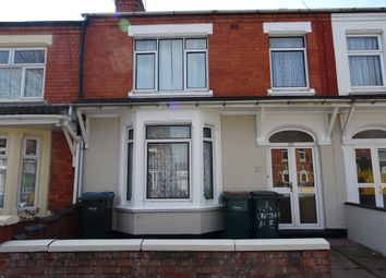 Thumbnail 3 bed terraced house for sale in Churchill Avenue, Coventry