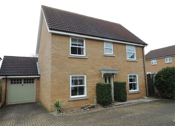 Thumbnail 3 bed detached house for sale in Shelley Close, Downham Market