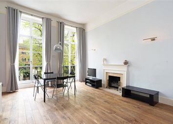 Thumbnail 1 bed flat to rent in Clifton Gardens, Maida Vale, London