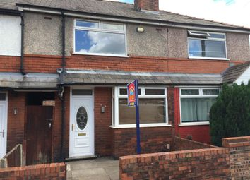 Thumbnail 2 bed terraced house to rent in Peckers Hill Road, St. Helens