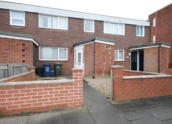 Thumbnail 3 bed terraced house to rent in Rothley Close, Gosforth, Newcastle Upon Tyne