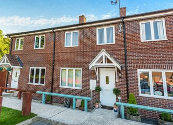 Thumbnail 3 bed terraced house for sale in Blackberry Court, Wincanton