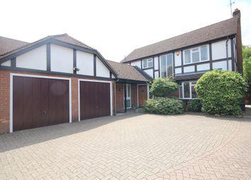 Thumbnail 4 bedroom detached house for sale in Trinity Walk, Hemel Hempstead