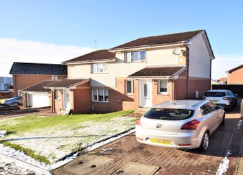Thumbnail 2 bedroom semi-detached house for sale in Tarbolton Crescent, Airdrie