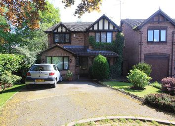Thumbnail 4 bed detached house for sale in 40, Dane Close, Alsager, Stoke-On-Trent, Cheshire
