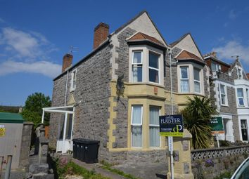 Thumbnail 1 bed flat for sale in 2, 3 Gordon Road, Weston-Super-Mare