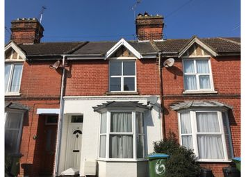 Thumbnail 2 bed terraced house for sale in Linden Road, Littlehampton