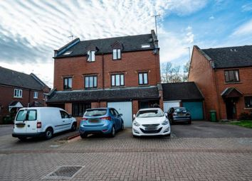 Thumbnail 4 bed semi-detached house to rent in Fishers Field, Buckingham