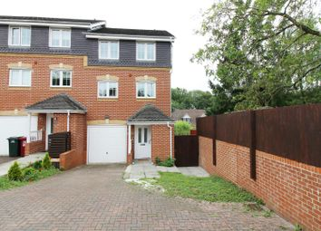 Thumbnail 3 bed town house for sale in Henley Road, Caversham, Reading