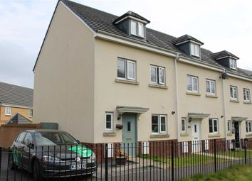 Thumbnail 3 bedroom end terrace house for sale in Mill Leat Lane, Gorseinon, Swansea