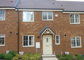 Thumbnail 3 bed property to rent in Convent Drive, Stoke Golding, Nuneaton