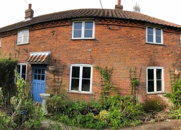 Thumbnail 4 bed semi-detached house for sale in School Road, Colkirk, Fakenham