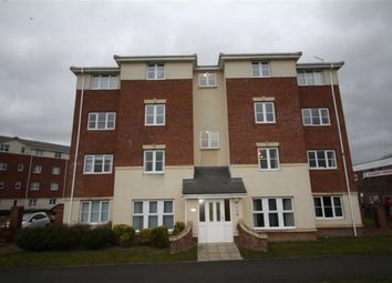 Thumbnail 2 bedroom flat for sale in Citadel East, Killingworth, Newcastle Upon Tyne