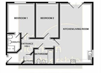 Thumbnail 2 bedroom flat for sale in Southcote Lane, Reading, Berkshire