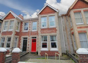 Thumbnail 4 bed terraced house for sale in Salisbury Road, St Judes