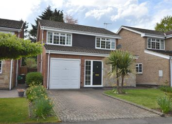 Thumbnail 4 bed detached house to rent in Chestnut Close, Duffield, Belper