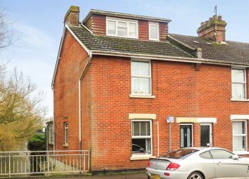 Thumbnail 3 bed end terrace house for sale in Ashley Road, Salisbury