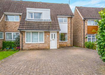 Thumbnail 3 bedroom semi-detached house for sale in Rickyard Road, Abington, Northampton