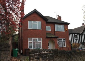 Thumbnail 8 bedroom detached house to rent in Derby Road, Lenton, Nottingham