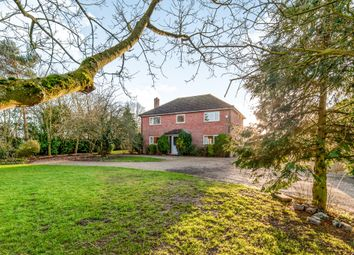 Thumbnail 4 bed detached house for sale in Garden House Lane, Rickinghall, Diss