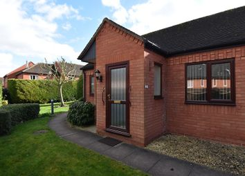 Thumbnail 1 bed semi-detached bungalow for sale in St. Georges Crescent, Droitwich