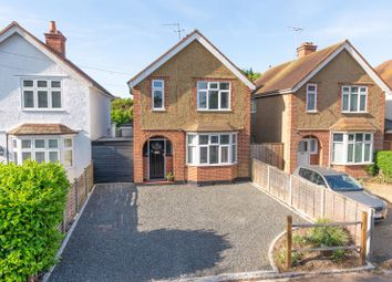 Thumbnail 3 bed detached house to rent in Simplemarsh Road, Addlestone
