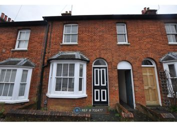 Thumbnail 3 bed terraced house to rent in Bedford Street, Hitchin