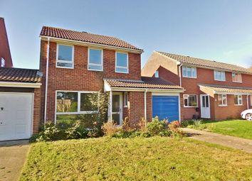 Thumbnail 3 bed detached house to rent in Shannon Road, Stubbington, Fareham